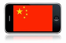 iPhones and China