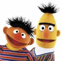 Sesame Street's Bert & Ernie