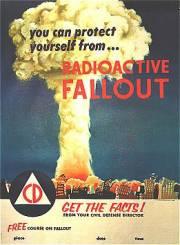 Civil Defense Poster