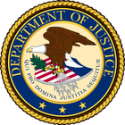 US Dept. of Justice Logo