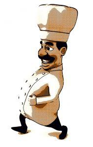 Fun Chef, courtesy of julosstock at http://www.sxc.hu/photo/1224447