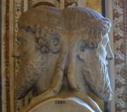 Bust of Janus/Vatican - Courtesy of Longbow4u and the Wikimedia Commons