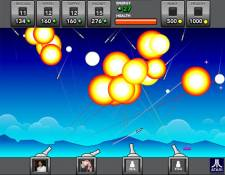 Missile Command Video Game