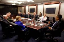 President Obama's National Security Council