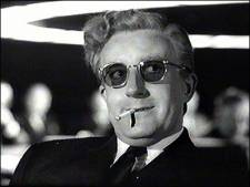 Peter Sellars as Dr. Strangelove (1962)