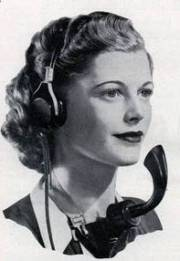 Ancient Switchboard Operator